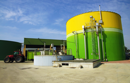 All Other Organic Feedstock Digesters