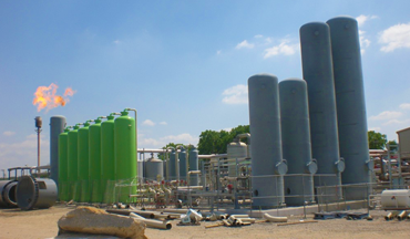 CNG Plant